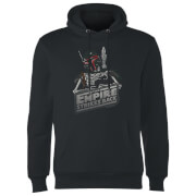Star Wars Boba Fett Skeleton Hoodie - Black