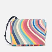 Paul Smith Women's Swirl Medium Shoulder Bag - Multi