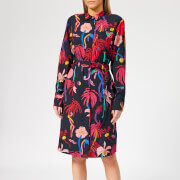 PS Paul Smith Women's Urban Jungle Shirt Dress - Multi