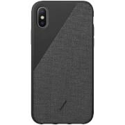 Native Union Clic Canvas iPhone Xs Max Case - Black