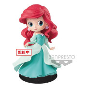 Banpresto Q Posket Disney The Little Mermaid Ariel Princess Figure 14cm (Green Dress)