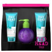 TIGI Bed Head Moisturising and Volumising Hair Mini Set (Worth £18.00)