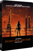 Escape From New York - 4K Ultra HD & Blu-ray Zavvi Exclusive Steelbook