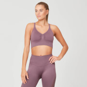Shape Seamless Sports Bra - Mauve