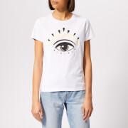 KENZO Women's Eye Classic T-Shirt - White