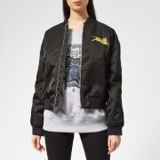 KENZO Women's Tiger Bomber Jacket - Black