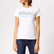 KENZO Women's Fitted T-Shirt - White
