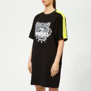 KENZO Women's Tiger Tee Dress - Black