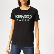 KENZO Women's Fitted T-Shirt - Black