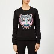 KENZO Women's Tiger Classic Sweatshirt - Black