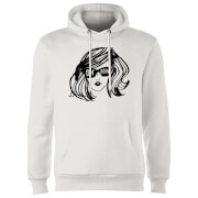 On Point Hoodie - White