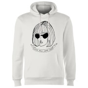 Find Your Inner Anna Hoodie - White