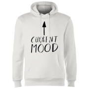 Current Mood Hoodie - White