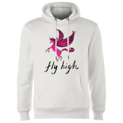 Fly High Hoodie - White