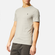 Polo Ralph Lauren Men's Custom Slim Fit Crew Neck T-Shirt - Soft Grey