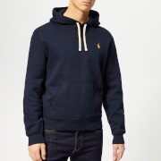 Polo Ralph Lauren Men's Classic Popover Fleece - Cruise Navy