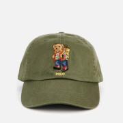 Polo Ralph Lauren Men's Classic Bear Cap - Supply Olive