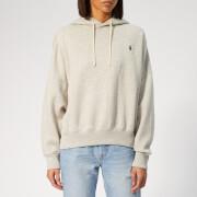 Polo Ralph Lauren Women's PP Crew Neck Pullover Jumper - Grey