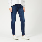 Polo Ralph Lauren Women's Super Skinny Denim Jeans - Blue