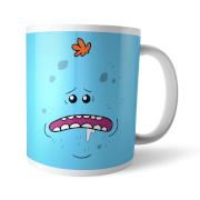 Rick and Morty Mr Meeseeks Mug