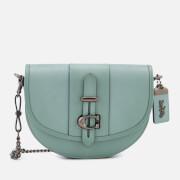 Coach 1941 Women's Glovetanned Leather Saddle Bag - Sage