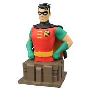 Diamond Select Batman The Animated Series Robin Resin Bust Statue 14cm