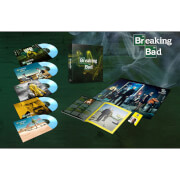 AMC's Breaking Bad 10th Anniversary OST Box Set (Music from the Original TV Series) 5 x 10