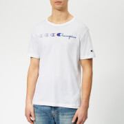 Champion Men's Triple Logo T-Shirt - White