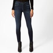 Frame Women's Le Skinny de Jeanne Crop Jeans - St. Jones