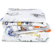 aden + anais Classic Muslin Squares 3-Pack Winnie the Pooh