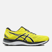 Asics Men's Running Gel-Cumulus 20 Trainers - Lemon/Sparkle/Grey