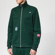 Champion X WOOD WOOD Men's Tony Full Zip Sweatshirt - Green