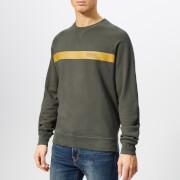 Barbour International Men's Keswick Sweatshirt - Sports Olive