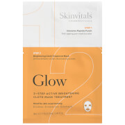Skinvitals 2 Step Face Mask - Glow