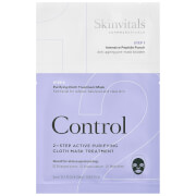 Skinvitals 2 Step Face Mask - Control