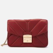 Furla Women's Metropolis Small Shoulder Bag - Red