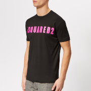 Dsquared2 Men's Acid Punk T-Shirt - Black Red