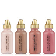 Daniel Sandler Watercolour Customisable Colour Set for Cheeks (Worth £66)