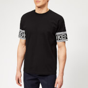 KENZO Men's Sleeve Logo T-Shirt - Black