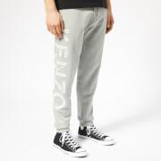 KENZO Men's Logo Sweatpants - Pearl Grey