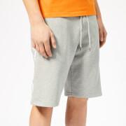 KENZO Men's Logo Sweat Shorts - Pearl Grey