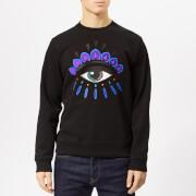 KENZO Men's Icon Eye Sweatshirt - Black
