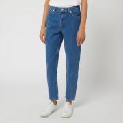 A.P.C. Women's 80's Jeans - Denim
