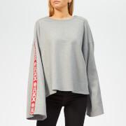 HUGO Women's Dellie Sweatshirt - Silver