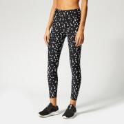 The Upside Women's Signs Midi Pants - Black/White