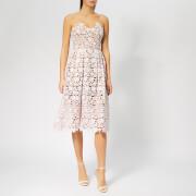Self-Portrait Women's Azalea Dress - Pink