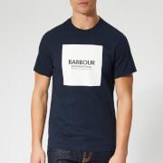 Barbour International Men's Block T-Shirt - Navy