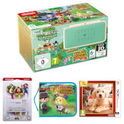 New Nintendo 2DS XL Animal Crossing Pack