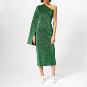 Solace London Women's Reuben Dress - Green