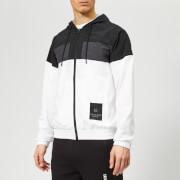 Calvin Klein Performance Men's Wind Jacket - CK Black/Gunmetal/Bright White